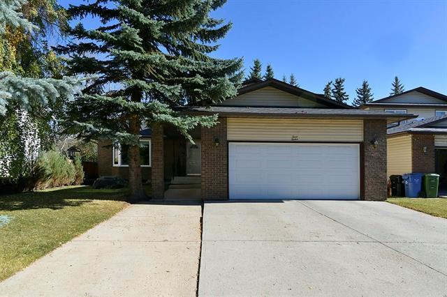 312 Ranchridge Bay NW, Calgary, AB T3G 1V5 (#C4167446) :: Canmore & Banff