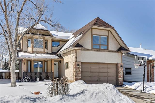 101 Sun Canyon Way SE, Calgary, AB T2X 2V4 (#C4167461) :: Redline Real Estate Group Inc