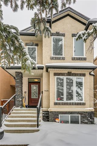 1425 28 Street SW, Calgary, AB T3C 1L8 (#C4167475) :: Canmore & Banff