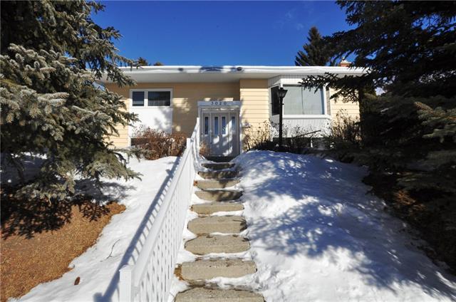 5020 Brisebois Drive NW, Calgary, AB T2L 2G5 (#C4167495) :: Canmore & Banff