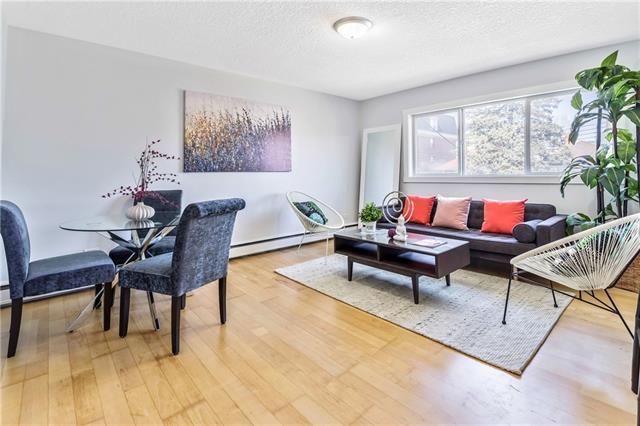310 22 Avenue SW #20, Calgary, AB T2J 5A2 (#C4167618) :: Redline Real Estate Group Inc