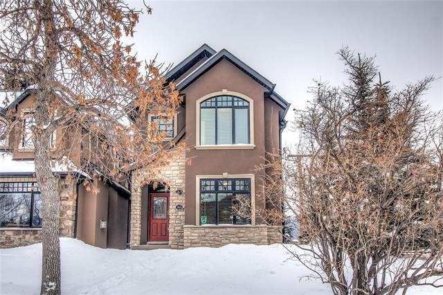 2923 5 Avenue NW, Calgary, AB T2N 0V2 (#C4167643) :: Canmore & Banff