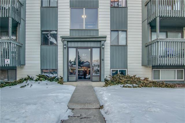2734 17 Avenue SW #301, Calgary, AB T2V 4Y8 (#C4167653) :: Canmore & Banff