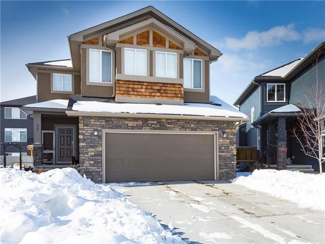 37 Cimarron Springs Green, Okotoks, AB T1S 0M3 (#C4167664) :: The Cliff Stevenson Group