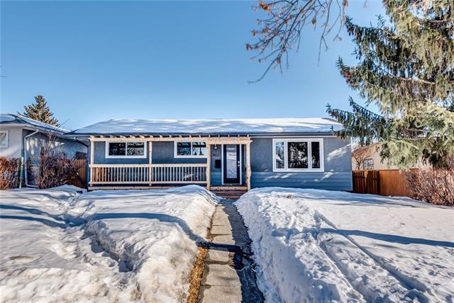 7412 Farrell Road SE, Calgary, AB T2H 0T6 (#C4167718) :: Canmore & Banff