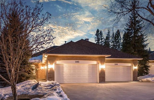 5555 Elbow Drive SW #203, Calgary, AB T2V 1H7 (#C4167721) :: Redline Real Estate Group Inc