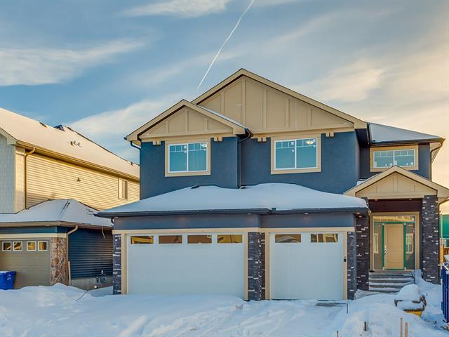 233 Kinniburgh Way, Chestermere, AB T1X 0R7 (#C4167812) :: Canmore & Banff