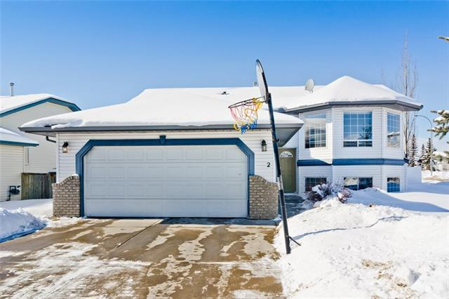 2 West Terrace Drive, Cochrane, AB T4C 1R4 (#C4167813) :: Canmore & Banff