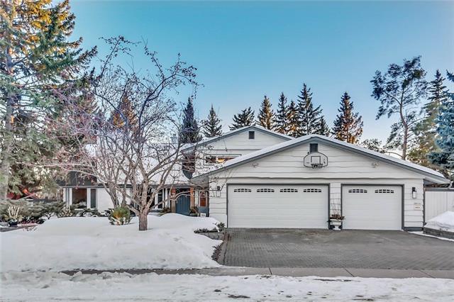 347 Willow Ridge Place SE, Calgary, AB T2J 1N2 (#C4167918) :: Canmore & Banff