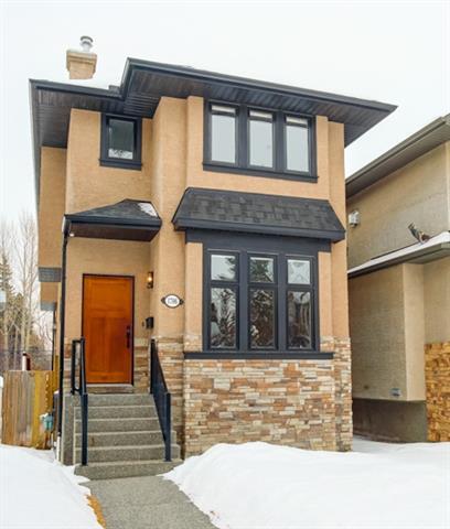 1706 31 Street SW, Calgary, AB T3C 1N1 (#C4167990) :: Canmore & Banff