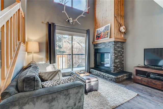 816 4th Street #8, Canmore, AB T1W 2H6 (#C4167991) :: Canmore & Banff