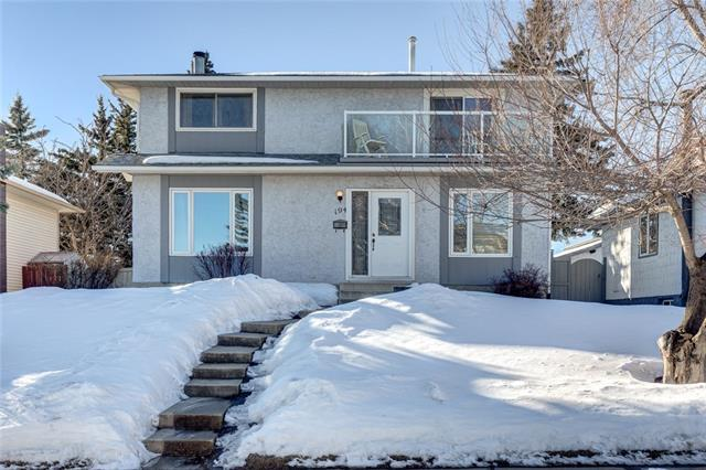 194 Rundleview Close NE, Calgary, AB T1Y 1J1 (#C4168098) :: Canmore & Banff