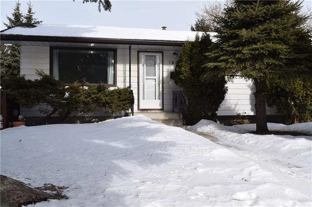 1812 Matheson Drive NE, Calgary, AB T2E 5V2 (#C4168128) :: Canmore & Banff