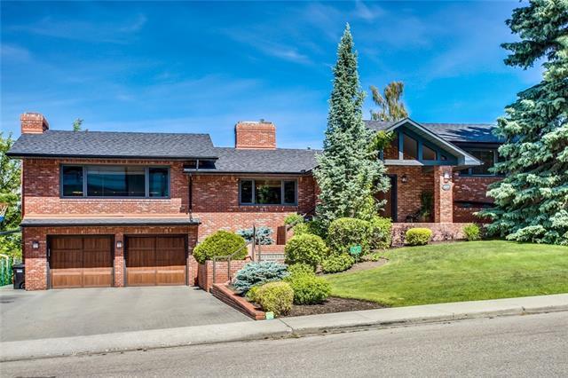 4327 Britannia Drive SW, Calgary, AB T2S 1J4 (#C4168133) :: Redline Real Estate Group Inc