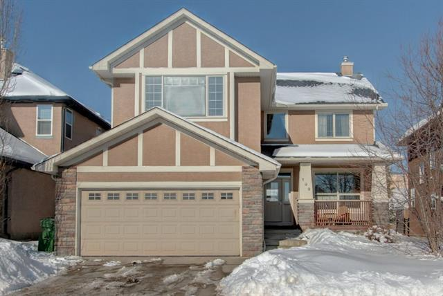 186 Discovery Ridge Way SW, Calgary, AB T3H 5G3 (#C4168161) :: Canmore & Banff