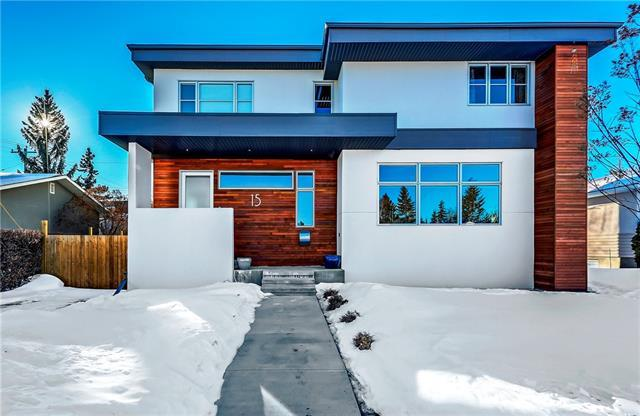 15 Westover Drive SW, Calgary, AB T3C 2S5 (#C4170172) :: Canmore & Banff