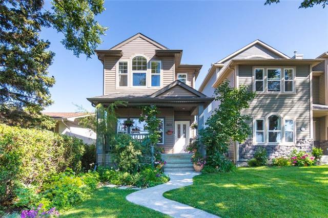 604 55 Avenue SW, Calgary, AB T2V 0G1 (#C4170181) :: Canmore & Banff