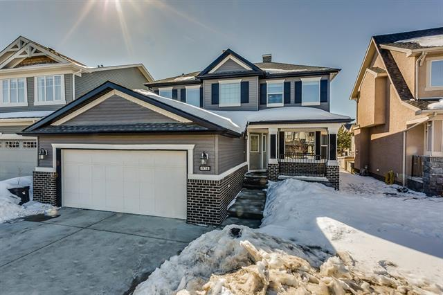 974 Coopers Drive SW, Airdrie, AB T4B 2Z4 (#C4170193) :: Canmore & Banff