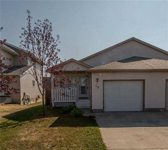 46 Everglade Drive SE, Airdrie, AB T4B 2E8 (#C4170278) :: Canmore & Banff