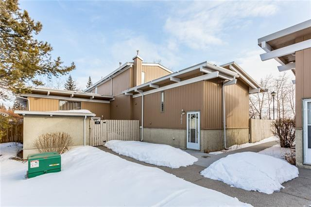 11010 Bonaventure Drive SE #307, Calgary, AB T2J 3A8 (#C4170303) :: Canmore & Banff