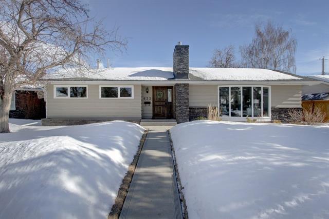633 Willowburn Crescent SE, Calgary, AB T2J 1M9 (#C4170408) :: Canmore & Banff