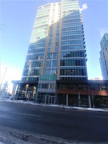 888 4 Avenue SW #807, Calgary, AB T2P 0V2 (#C4170427) :: Canmore & Banff