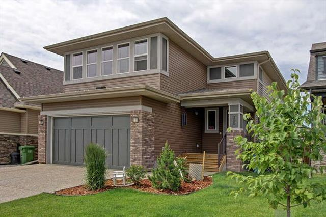 290 Reunion Green NW, Airdrie, AB T4B 3W5 (#C4170433) :: Canmore & Banff