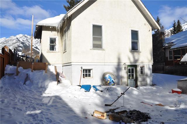 338 Otter Street, Banff, AB T1L 1E3 (#C4170439) :: Canmore & Banff