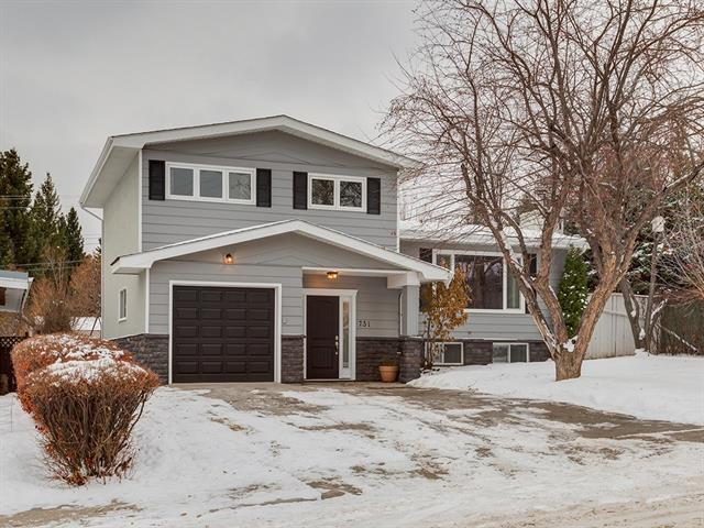 731 104 Avenue SW, Calgary, AB T2W 0A4 (#C4170445) :: Canmore & Banff