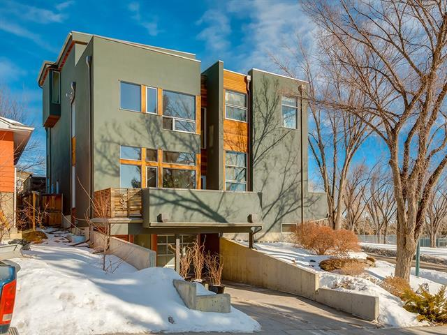 904 31 Avenue NW, Calgary, AB T2K 0A5 (#C4170486) :: Redline Real Estate Group Inc