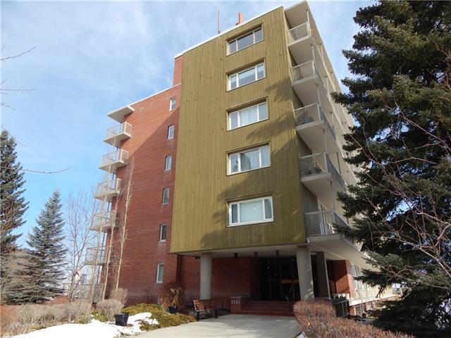 3204 Rideau Place SW #408, Calgary, AB T2S 1Z2 (#C4170558) :: Redline Real Estate Group Inc