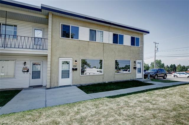 2211 19 Street NE #134, Calgary, AB T2E 4Y5 (#C4170596) :: Canmore & Banff