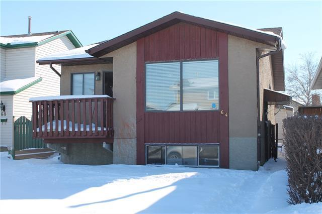 64 Whitehaven Road NE, Calgary, AB T1Y 6A4 (#C4170597) :: Canmore & Banff
