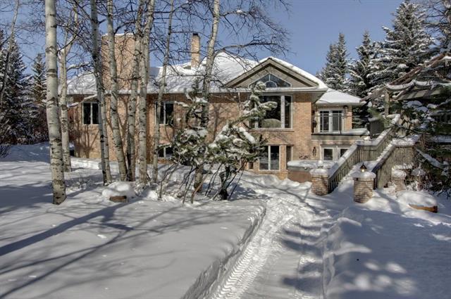 146 Westridge Park Drive, Rural Rocky View County, AB T3Z 3J8 (#C4170605) :: Canmore & Banff