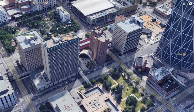 221 6 Avenue SE #1104, Calgary, AB T2G 4Z9 (#C4170606) :: Canmore & Banff