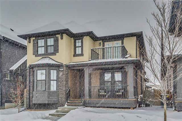 1230 Coopers Drive SW, Airdrie, AB T4B 3T6 (#C4170610) :: Canmore & Banff