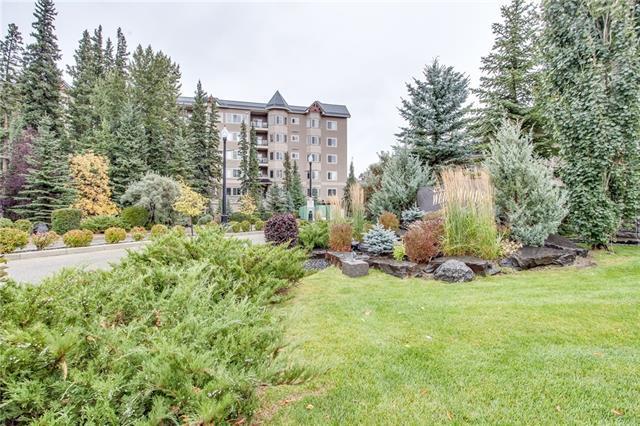 30 Discovrey Ridge Close SW #408, Calgary, AB T3H 5X5 (#C4170637) :: Canmore & Banff