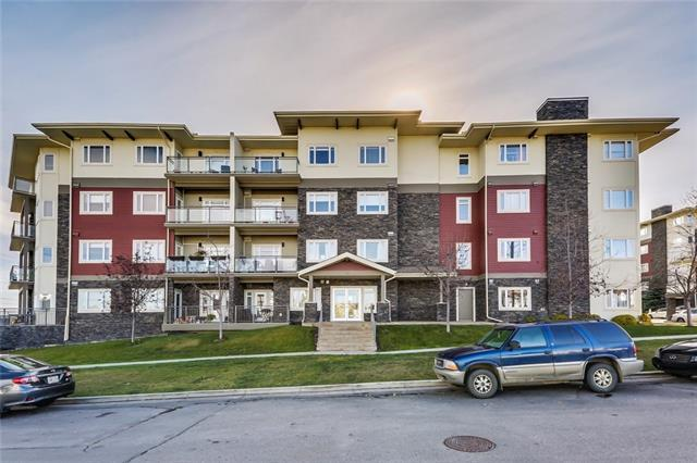 11 Millrise Drive SW #410, Calgary, AB T2Y 0K7 (#C4170646) :: Canmore & Banff
