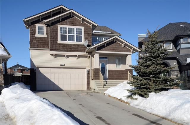 240 Coopers Grove SW, Airdrie, AB T4B 0G4 (#C4170700) :: Canmore & Banff