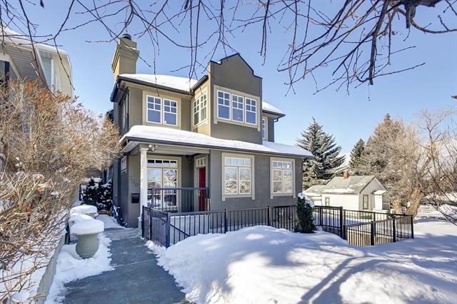 3607 1 Street SW, Calgary, AB T2S 1R2 (#C4170702) :: Redline Real Estate Group Inc