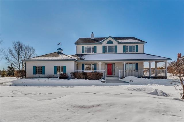 87 Country Lane Terrace, Rural Rocky View County, AB T3Z 1H8 (#C4170737) :: Canmore & Banff