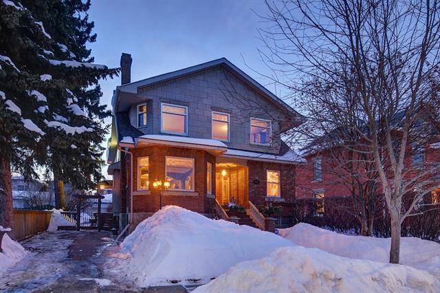 1727 24 Street SW, Calgary, AB T3C 1J2 (#C4170759) :: Canmore & Banff