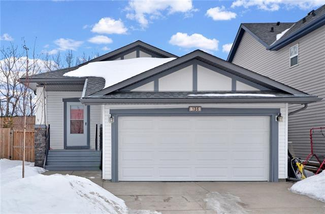 136 Reunion Close NW, Airdrie, AB T4B 0G8 (#C4170795) :: Canmore & Banff