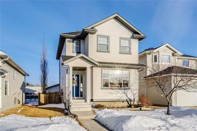 8 Creek Gardens Close NW, Airdrie, AB T4B 2B8 (#C4170825) :: Canmore & Banff