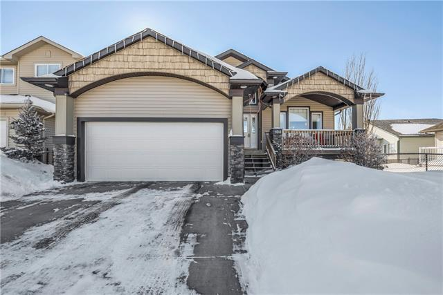 104 Hillcrest Cape, Strathmore, AB T1P 0A4 (#C4170842) :: Canmore & Banff