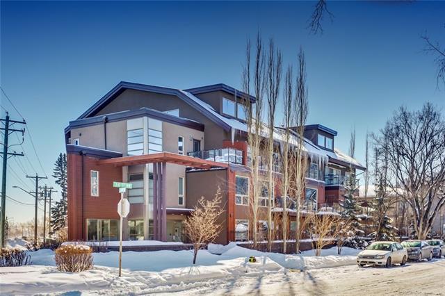 118 34 Street NW #304, Calgary, AB T2N 2X5 (#C4170966) :: Canmore & Banff