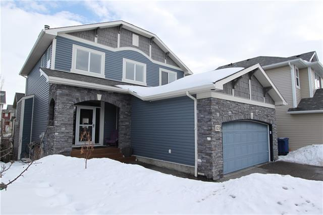 123 Bayside Landing SW, Airdrie, AB T4B 3E3 (#C4170982) :: Canmore & Banff