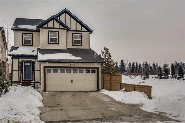 954 Reunion Gateway NW, Airdrie, AB T4B 0G8 (#C4171005) :: Canmore & Banff
