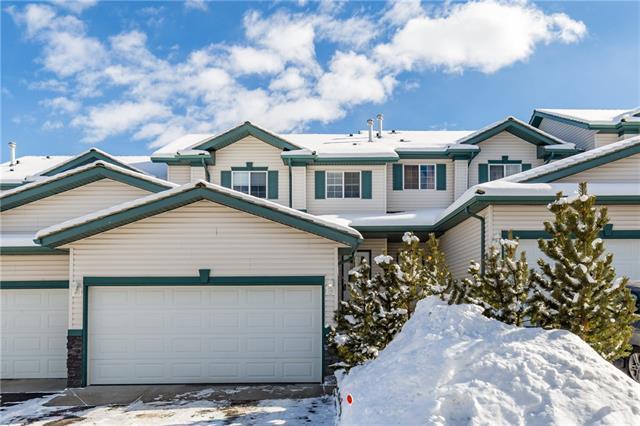 122 Bow Ridge Crescent #2, Cochrane, AB T4C 1B7 (#C4171107) :: Canmore & Banff