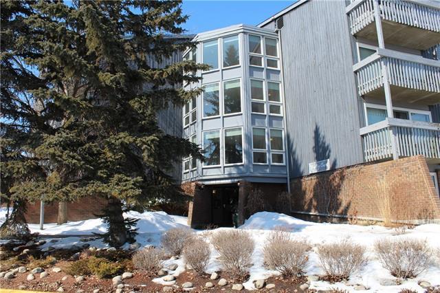 816 89 Avenue SW #407, Calgary, AB T2V 4N8 (#C4171114) :: Canmore & Banff